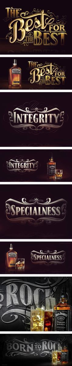 JD Typographic Stuff by Abraham García Sánchez, via Behance