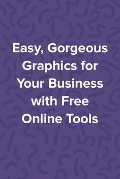 Need design, but can't afford a designer? These online graphics tools will make your site, blog, and social media look like a million bucks - for free! - Meet Edgar Blog