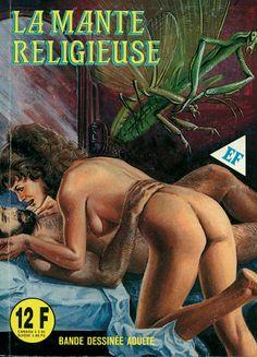 LA MANTE RELIGIEUSE HISTOIRES NOIRES - N° 133