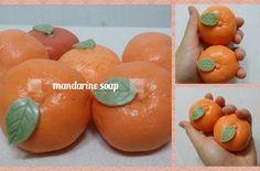 mandarine soap