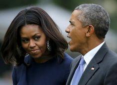 Michelle Obama Stuns In Peplum