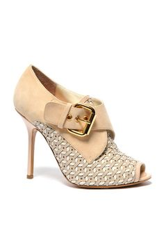 Pollini Beige High Heels - spring 2014 shoes