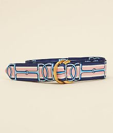 Horse Bit D-Ring Belt from Vineyard Vines! Perfect with a button down and TS!