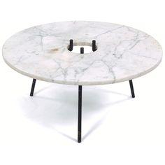Paul Mayen, Marble Coffee Table for Habitat, c1952.
