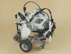 LEGO Mindstorms NXT Spinner Bot