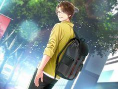 Manga, Boys Backpacks, Shall We Date, Hot Boys, Anime Guys, Sling Backpack, My Hero, Handsome, Cartoon