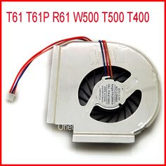 Free Shipping New MCF-217PAM05 42W2461 42W2460 3PIN For IBM Lenovo Thinkpad T61P T61 R61 W500 T500 T400 Laptop CPU Cooling Fan