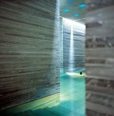 amazingness.  thermal baths, peter zumthor