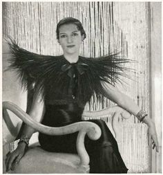 Get inspired by Elsa Schiaparelli's surreal Fashion and find some old-school threads.