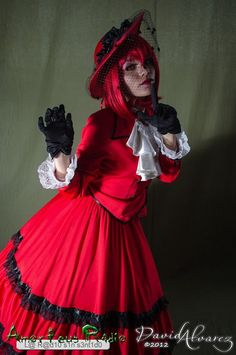 fanart & cosplay - My-My, Madame