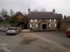 Has this place been a pub, longer than any other ? From Pubs and People around Sheffield - Roy Davey Sheffield Pubs, Old Pub, Function Room, Uk Post, Traditional Games, Open Fires, Street Lamp, Water Tower, Pinterest Marketing