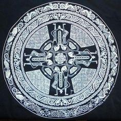 Danu Folk Celtic T-Shirt   Many Hands Gallery