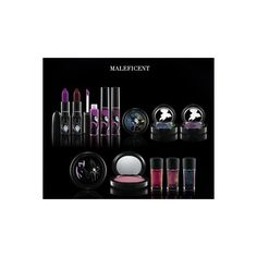 makeup beauty blog by Andy Lee Singapore Maleficent makeup MAC... ❤ liked on Polyvore