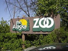 The Alaska Zoo-Anchorage, Alaska