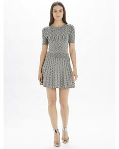 TORN BY RONNY KOBO - MARCEL DRESS IN SPACE DYE. #minidress #spring #workdress #tornbyronny http://www.spottedonceleb.com/what-s-new/torn-by-ronny-kobo-marcel-dress-in-space-dye.html