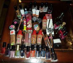 wholesale Makeup: Lot 50 Pcs Makeup Loreal, Revlon, Covergirl Variety Pcs -> BUY IT NOW ONLY: $75.0 on eBay!