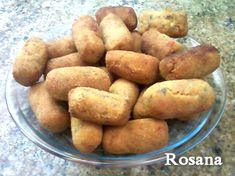 Receita CROQUETE de Cenoura - Culinária-Receitas - Mauro Rebelo