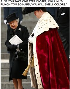 29 Things Her Majesty The Queen Is Probably Thinking