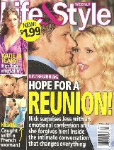 Jessica Simpson - Life & Style Weekly