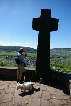 2010 - Germany, German WWII graveyard at Punderich, Moselle. Many of the graves are civilians killed in the Allied advance by bombing