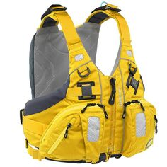 Palm Kaikoura Touring & Sea Kayaking Buoyancy Aids for sale from Manchester Canoes Canoe And Kayak, Open Water, Outdoor Outfit, Black N Yellow, Paddle, Sling Backpack, Kayaking, Touring, Manchester