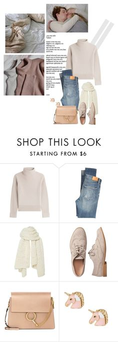 """""""Noora & William ♥"""" by tvdsarahmichele ❤ liked on Polyvore featuring Reverie, Vanessa Seward, Citizens of Humanity, I Love Mr. Mittens, Gap and Chloé"""