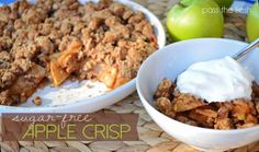 Sugar-Free Apple Cri