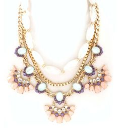 Andrea Necklace in Natural Beauty
