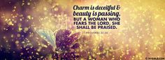 Proverbs 31:6 NKJV - A Woman Who Fears The Lord. - Facebook Cover Photo
