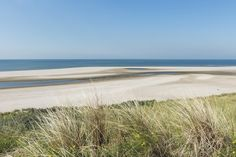 Strand bei Maasvlakte