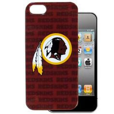 Washington Redskins Graphics Snap on Case fits iPhone 5