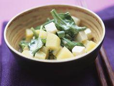 Ein super Trio!!!Kartoffeln mit Spinat und Tofu - smarter - Zeit: 30 Min. | eatsmarter.de