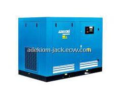 75-132kW Rotary Screw Air Compressor Machinery