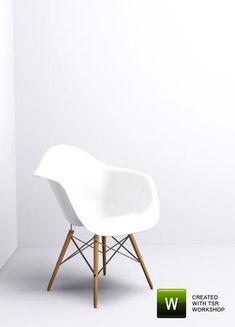 *n-a-n-u*'s Eames Chair 5
