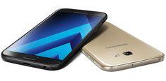 Neue Galaxy A-Serie 2017: Neue Galaxy A3 und Galaxy A5 Smartphone Modelle im Februar   Die neuen Samsung Galaxy A Modelle für das Jahr 2017 wurden von Samsung auf der diesjährigen CES 2017 Computermesse in Las Vegas vorgestellt. Dabei passt der Hersteller die neuen Mittel-Klasse Modelle wieder bei Speicherausbau CPU Speed und Pixelauflösung an. Wir zeigen Ihnen alle Neuerungen der neuen Galaxy A3 und A5-Modelle auf. ...mehr #GalaxyA5 #Preisvergleich #Samsunghttp://ift.tt/2jlfcWJ