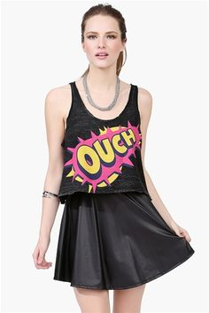 Ouch Tank - Perfect for my flare-up days!