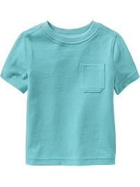 Pocket Tees for Baby