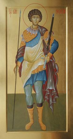 St George the Great Martyr / https://scontent-ams2-1.xx.fbcdn.net/hphotos-xtf1/v/t1.0-9/11427188_10207212353814083_2887961920258184105_n.jpg?oh=3ce9a794fb55a8d41d1f84afe7d2881f&oe=55F4D02D
