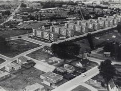 Guido Gezellelaan Bergen op Zoom (jaartal: 1960 tot 1970) - Foto's SERC
