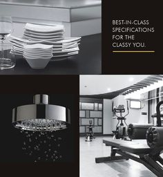 Signature Developers luxury apartments in Hyderabad uses top finishing materials like Italian marble flooring, Elevators, Modular kitchens, sanitary fittings by Kohler.