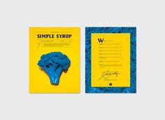 """다음 @Behance 프로젝트 확인: """"Simple Syrup Magazine Redesign"""" https://www.behance.net/gallery/48668777/Simple-Syrup-Magazine-Redesign"""