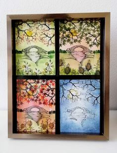 Lavinia Stamps Cards, Fairies, Cardio, Stamping, Clarity, Beautiful Pictures, Card Making, Frame, Inspiration