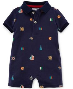 Ralph Lauren Baby Boys' Graphic Shortall