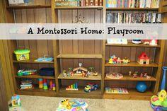 The Kavanaugh Report: Beyond Tot School: A Montessori Home