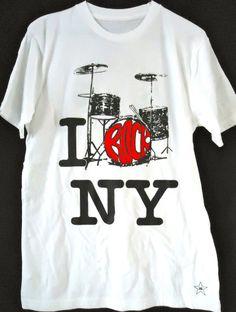I Rock NY Drums- 100% US Made