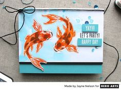 Hero Arts is a stamp and paper craft company in California, create all stamps designs, manufacture all stamps and hand-cut rubber stamps.