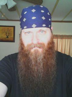 19 month beard