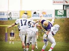 Misty Jacobs Photography- Carroll College Football Helena, Montana