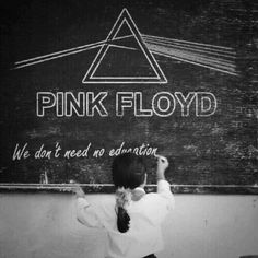 "Pink Floyd Music Lyrics."" We Don't Need No Education "" Songs"