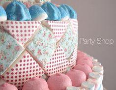 Candy Marshmallow cake